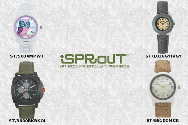 Giveaway: Sprout Watches