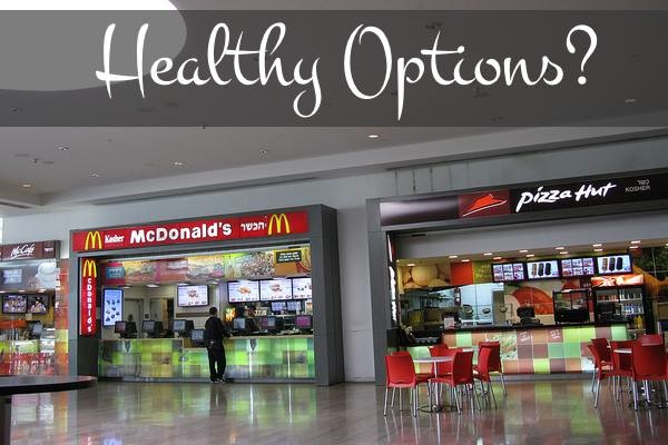 Newark Liberty International Airport Ranks Number One For Healthy Airport Food!