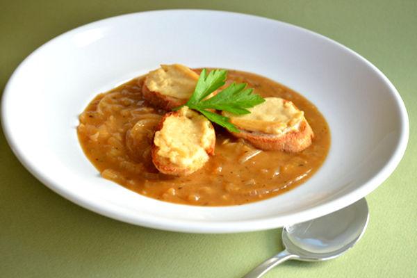 Recipe: Fantastic French Onion Soup