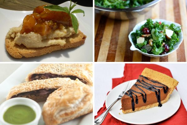 Your Healthy Vegan Holiday Menu