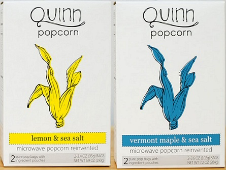 Product Review: Quinn Popcorn