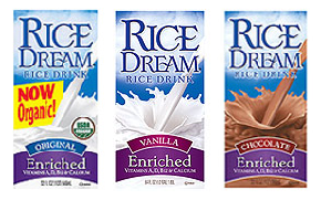 rice dream enriched