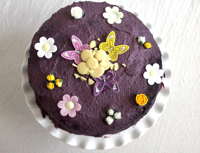 Recipe: Vanellie Birthday Cake