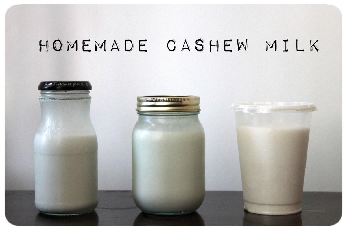 5 Ways to Make Raw Dishes Starring Cashews