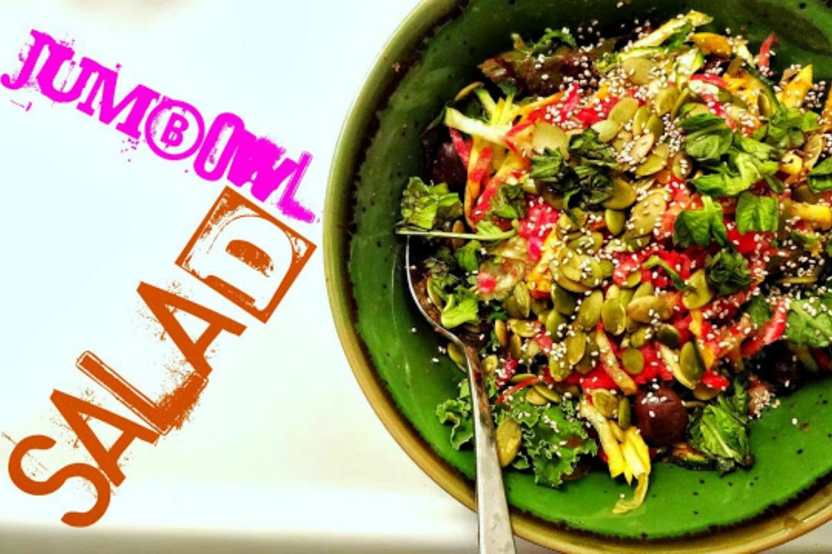 JumBowl Salad [Vegan, Gluten-Free]
