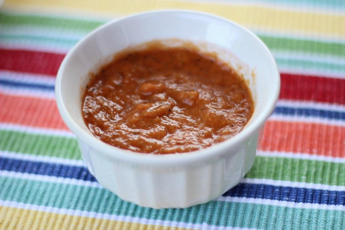 sugar-free ketchup