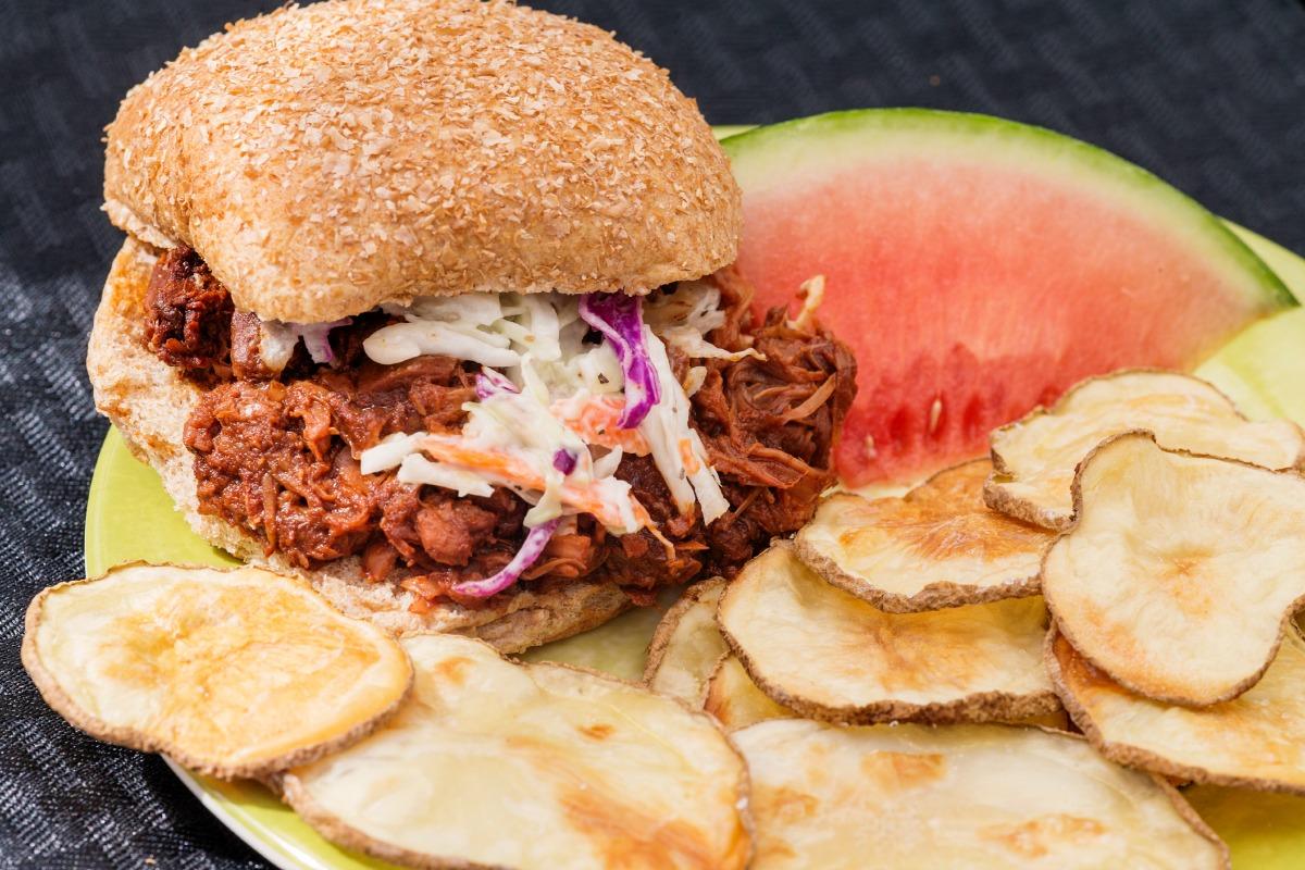 BBQ Jackfruit [Vegan]