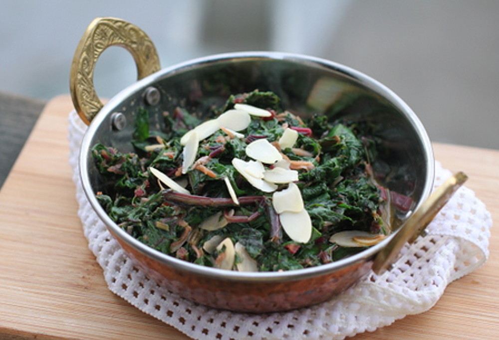 Beet-Greens-with-Garlic-and-Toasted-Almonds1