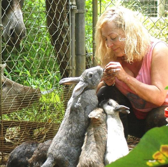 This Woman Left Her Corporate Career to Help Animals and Children
