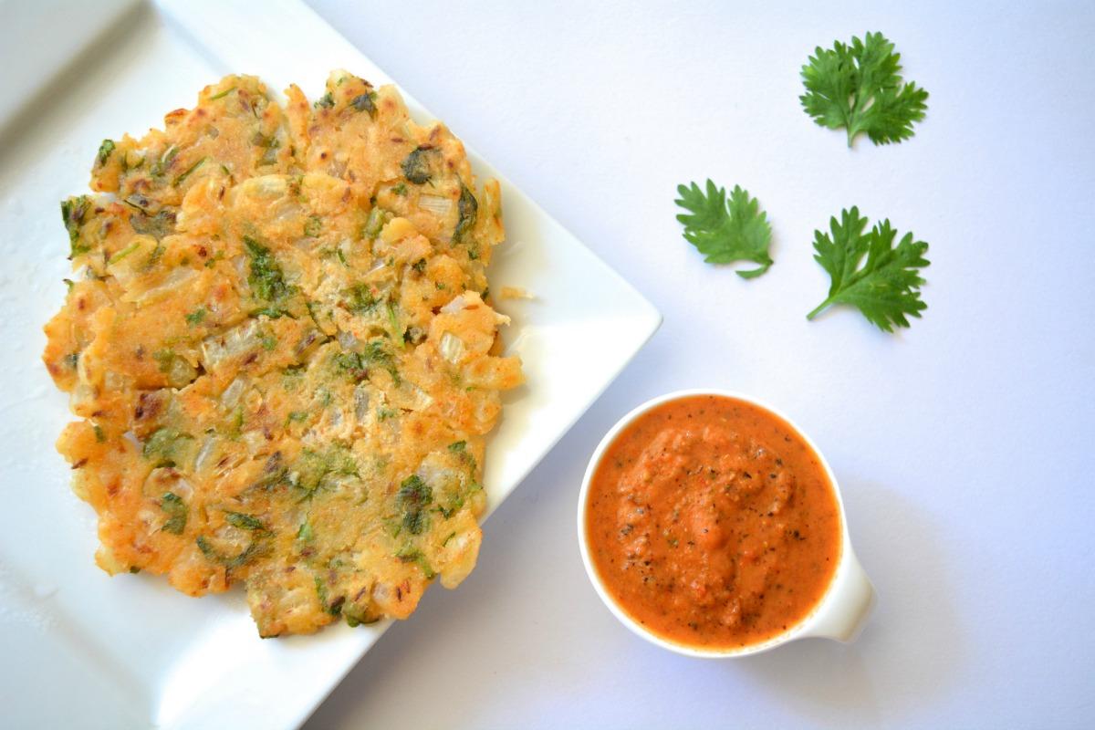 Akki Roti [Vegan, Gluten-Free]