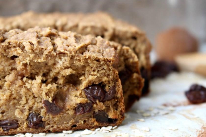 Sweet Potato Gingerbread [Vegan, Gluten-Free]