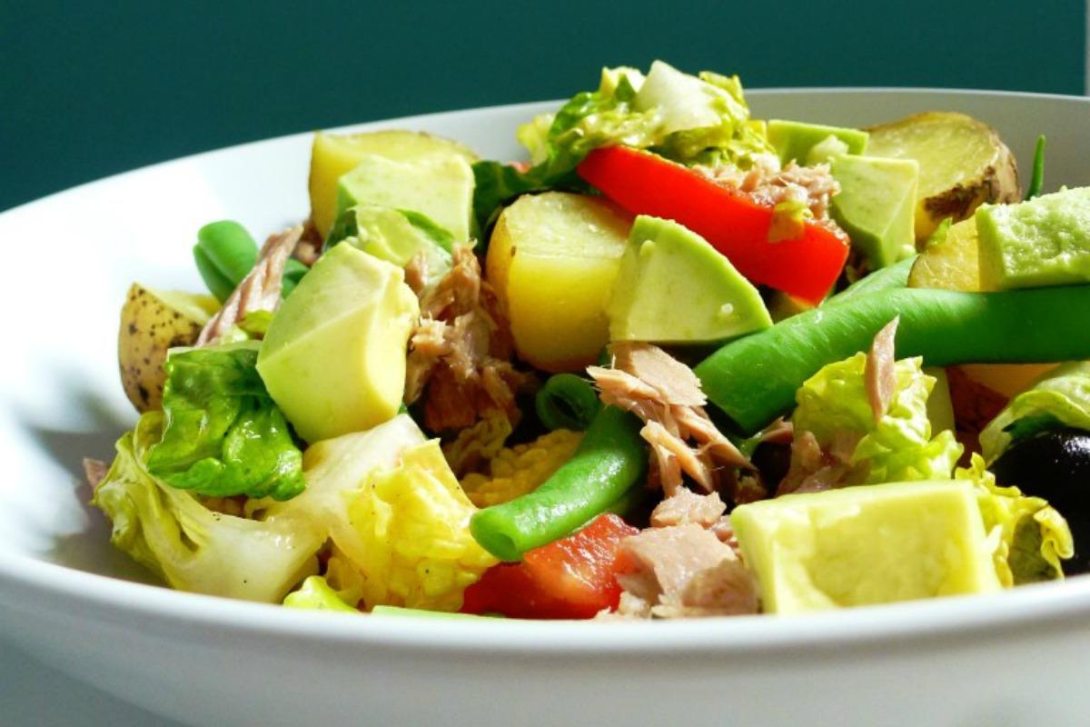 VeganNicoise Salad