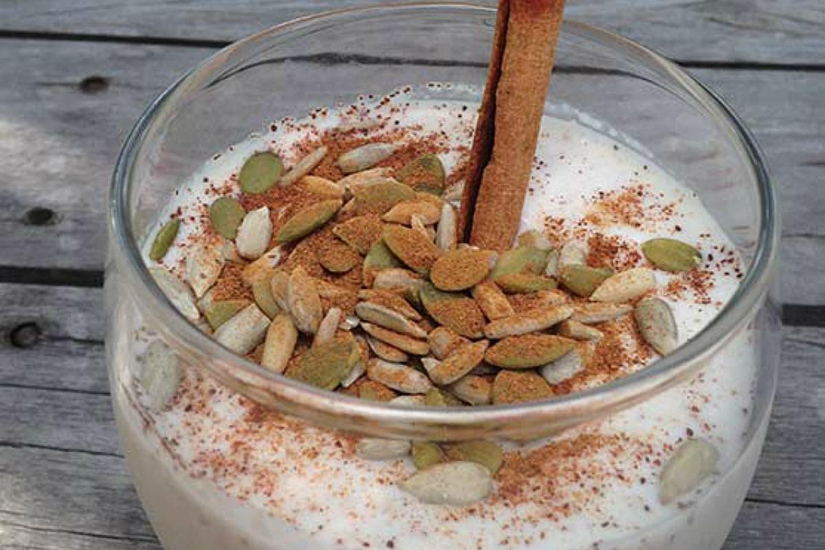cinnamoncoconutyogurt