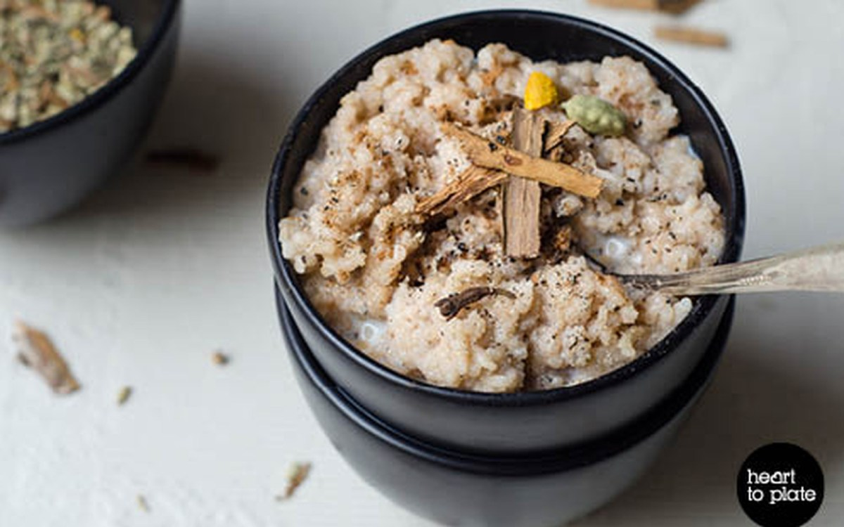 Nepali Rice Pudding [Vegan, Gluten-Free]