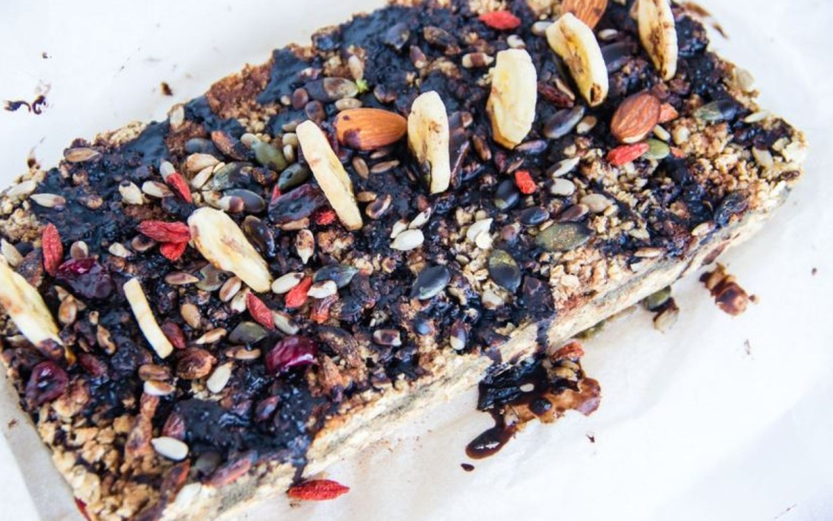 Superfood Banana Bread [Vegan, Gluten-Free]