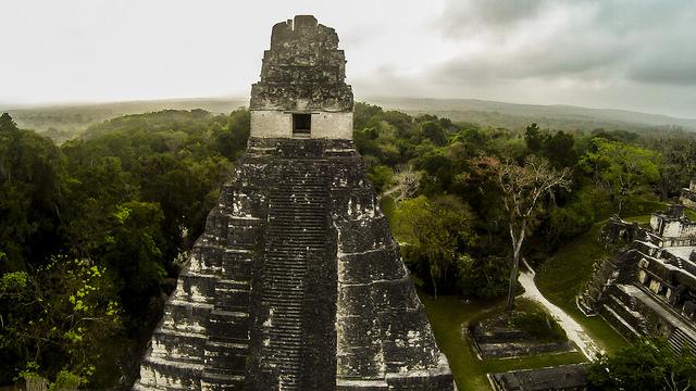 Tikal National Forest, Guatemala