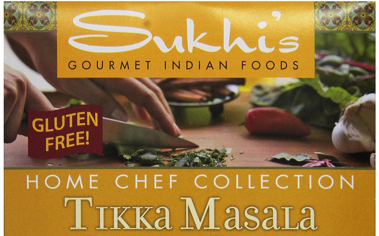 Sukhi's Kitchen Tikka Masala Sauce