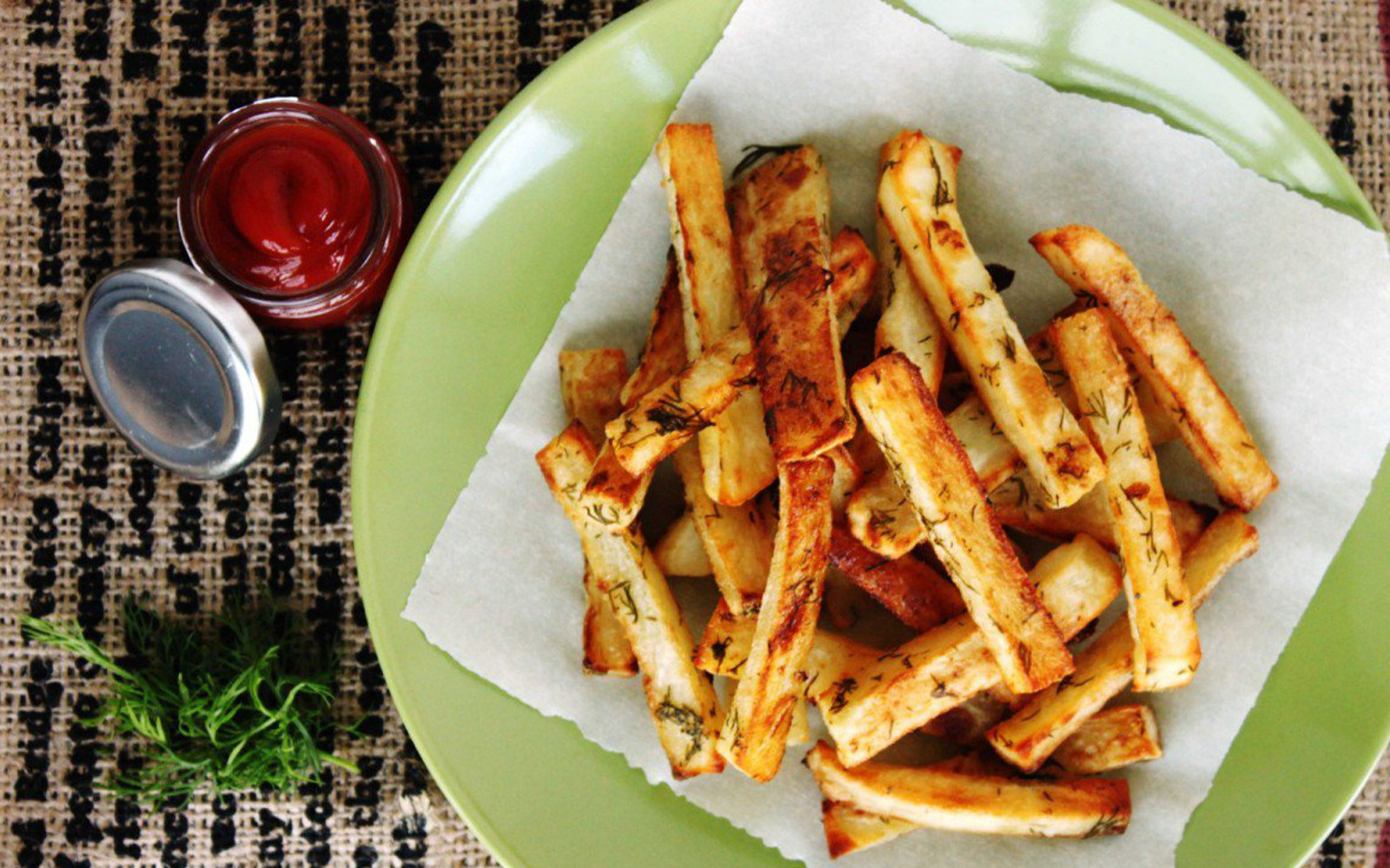 dill pickle fries