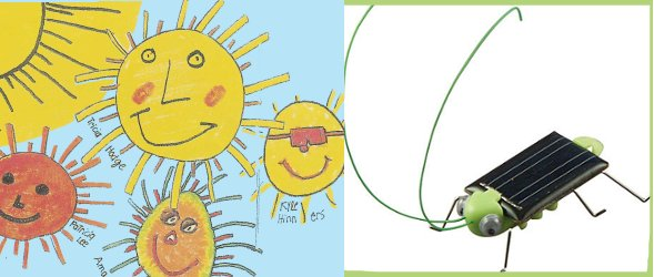 Solar kids1 one green planet for Solar energy projects for kids