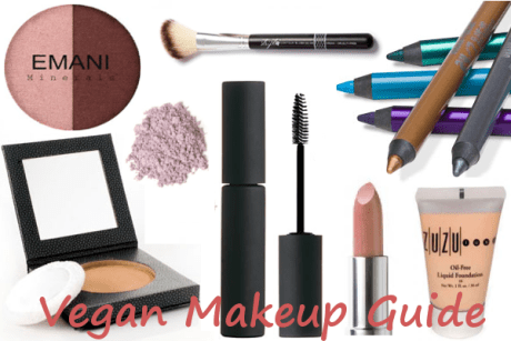 vegan makeup guide