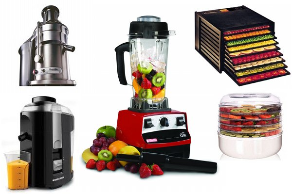 Must have appliances for the vegan and raw food kitchen for Must have appliances