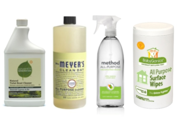 The best all natural cleaning products for your home one for Sustainable home products