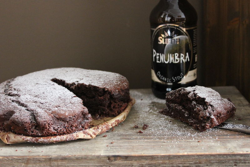 Chocolate Stout And Ginger Cake Recipe