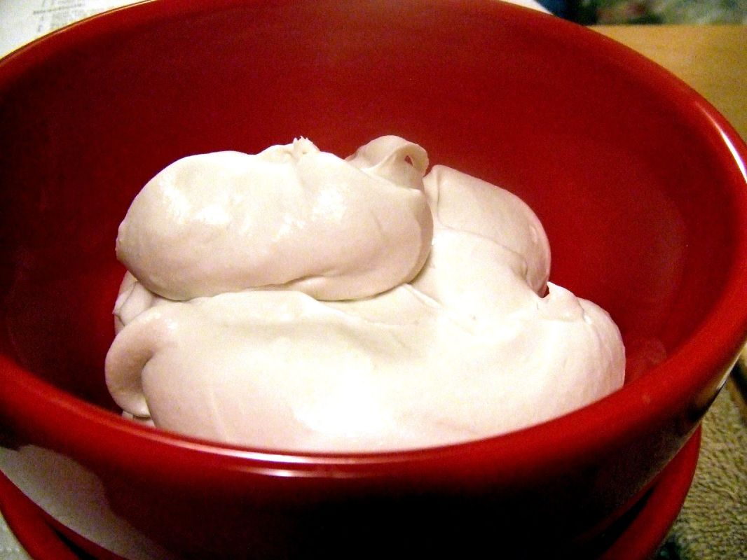 Vegan Soy-Free Whipped Cream