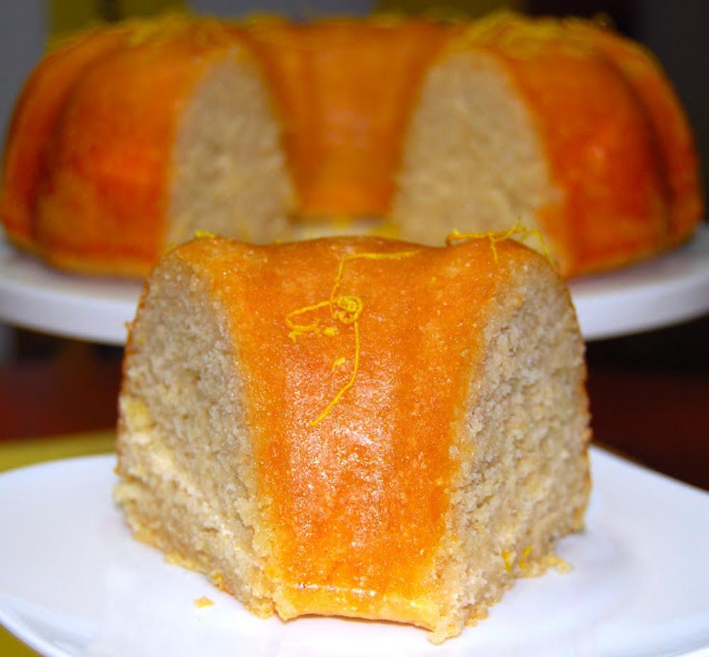 Lemon Glaze For Lemon Poppyseed Cake