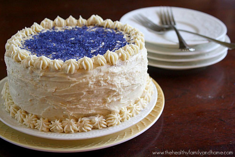 Butter Cake Recipe In Sinhala Download: Vanilla Birthday Cake With 'Buttercream' Icing [Vegan
