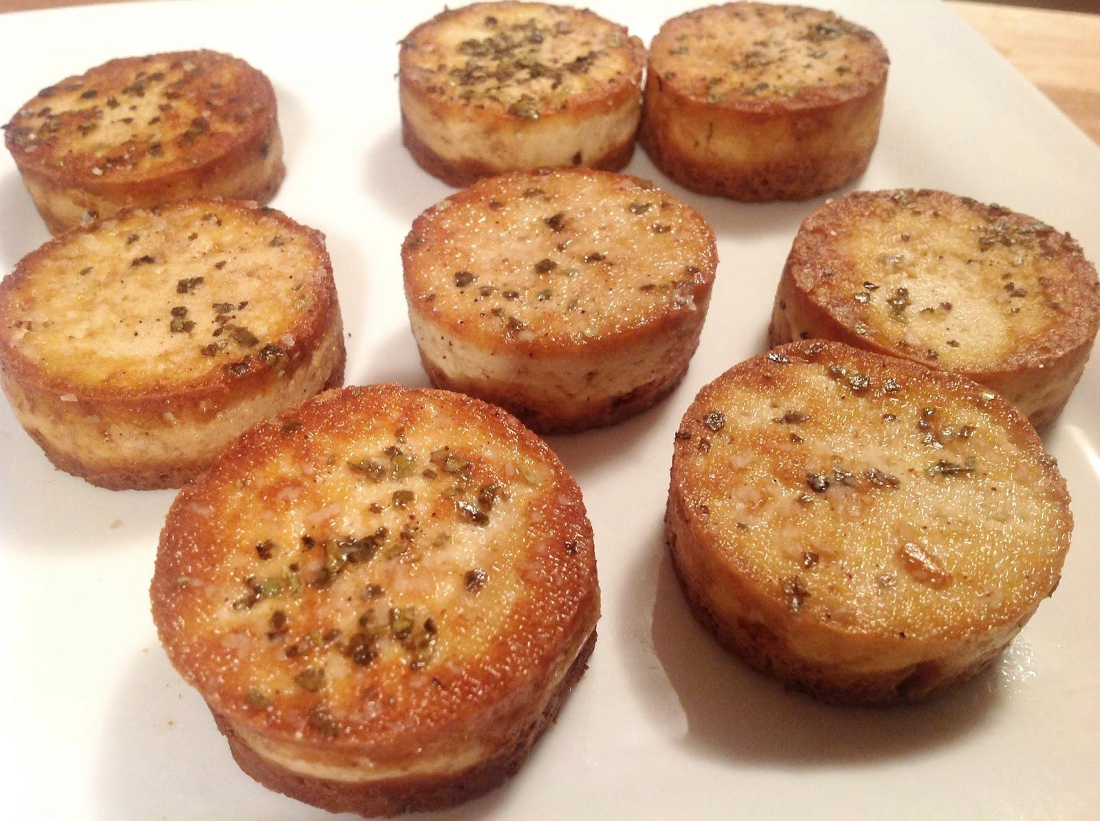 Tofu 'Scallops'
