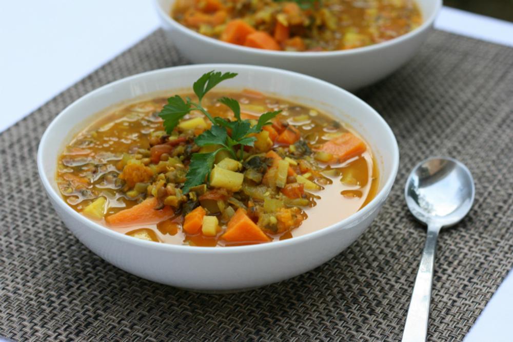 Whole Foods Lentil Soup Mix