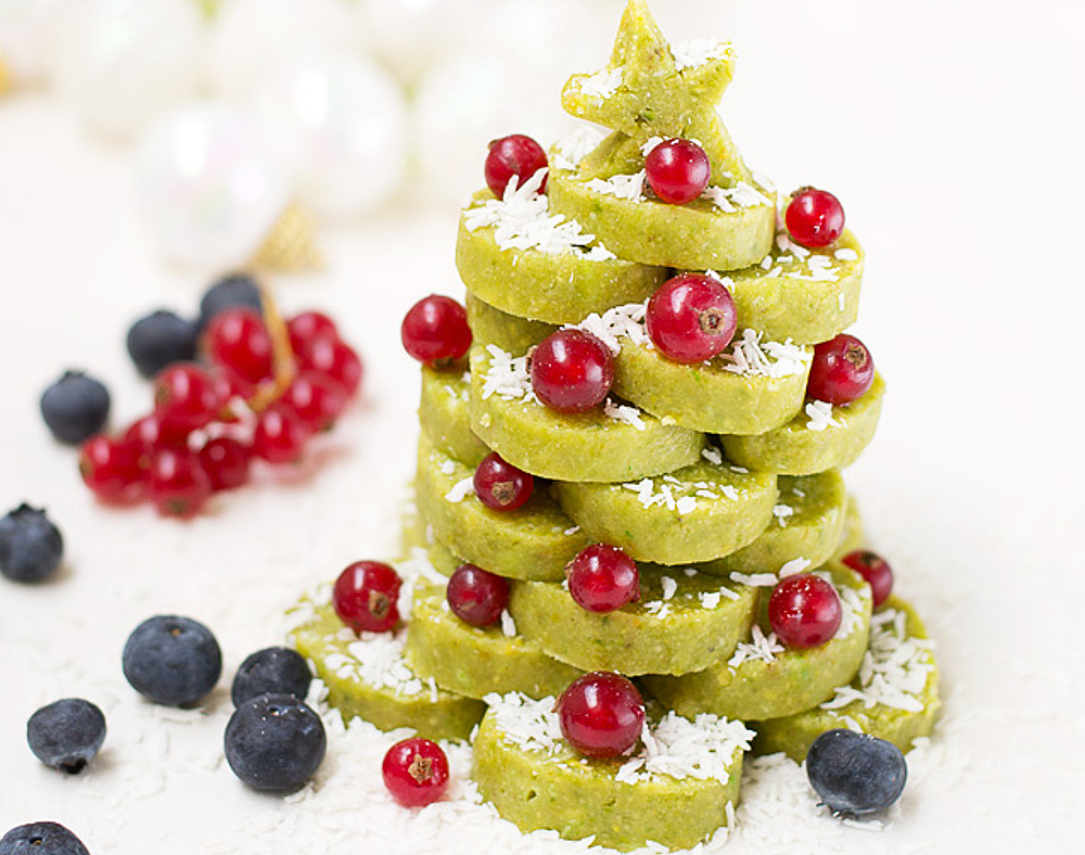 Raw christmas cookies vegan one green planet food monster recipes forumfinder Image collections