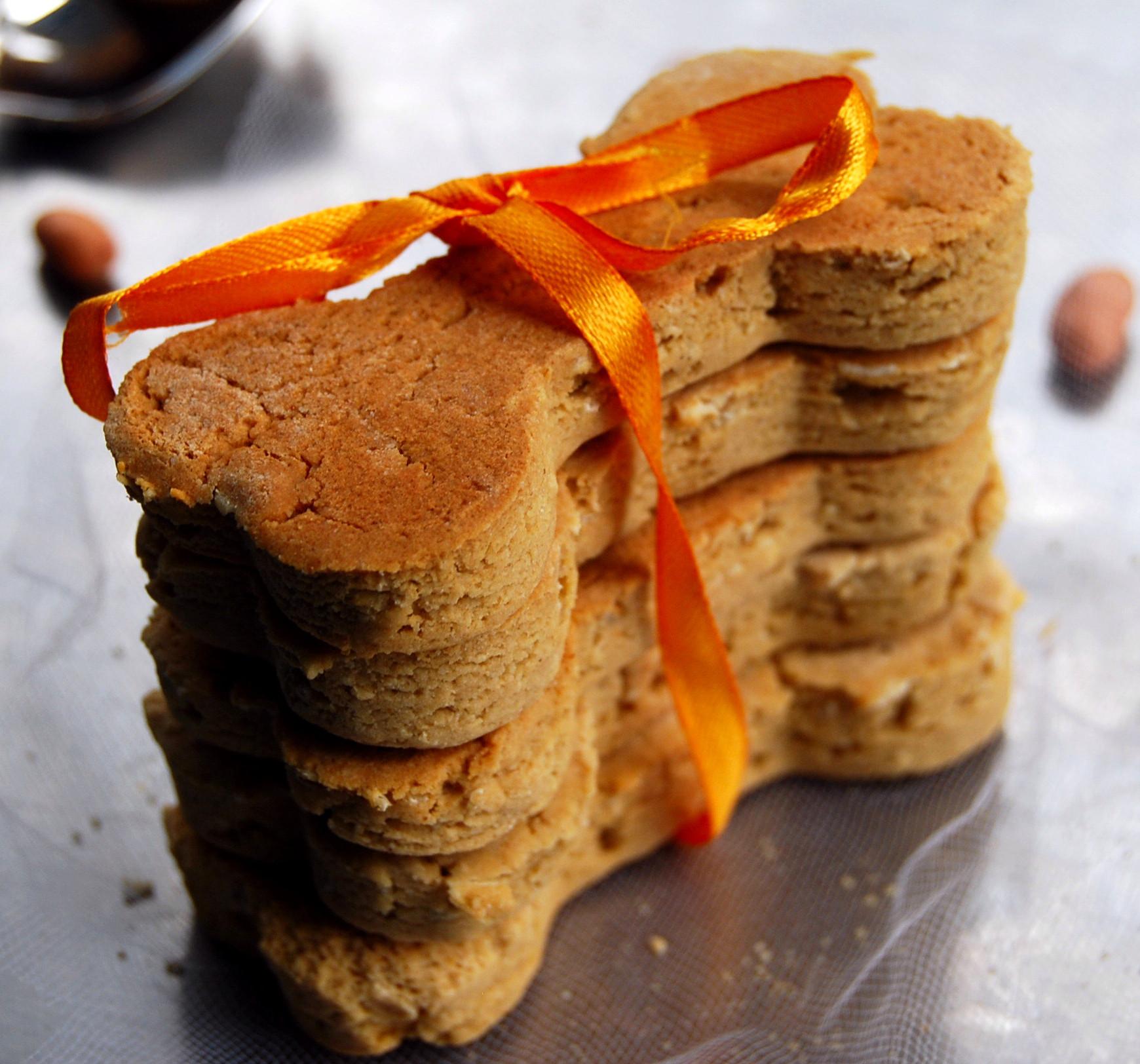 Wheat Free Peanut Butter Dog Treats