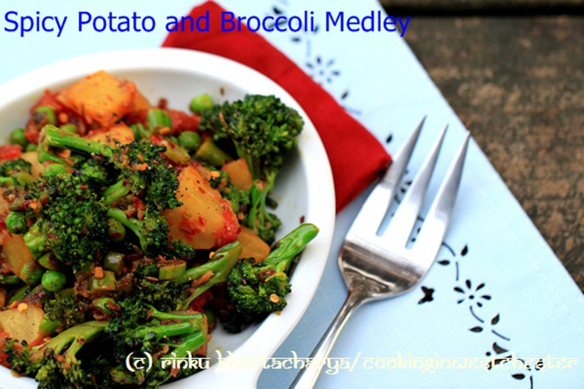 Indian spicy potatoes and broccoli vegan gluten free one green indian spicy potatoes and broccoli vegan gluten free one green planet forumfinder Choice Image