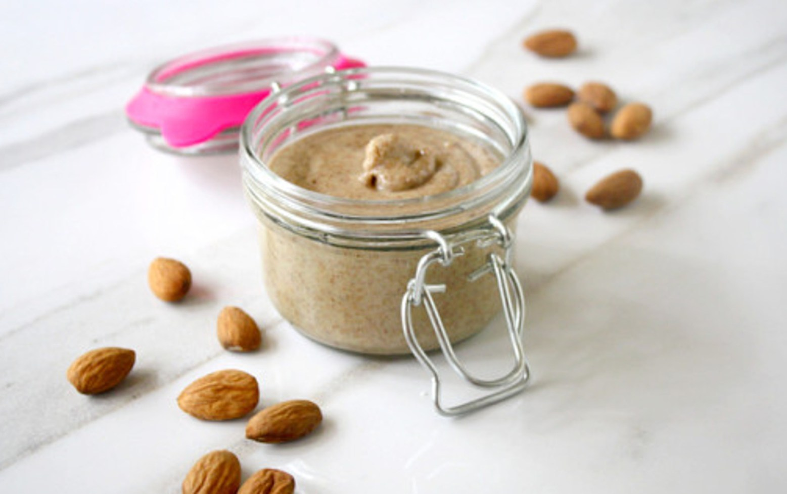 How To Make Homemade Almond Butter