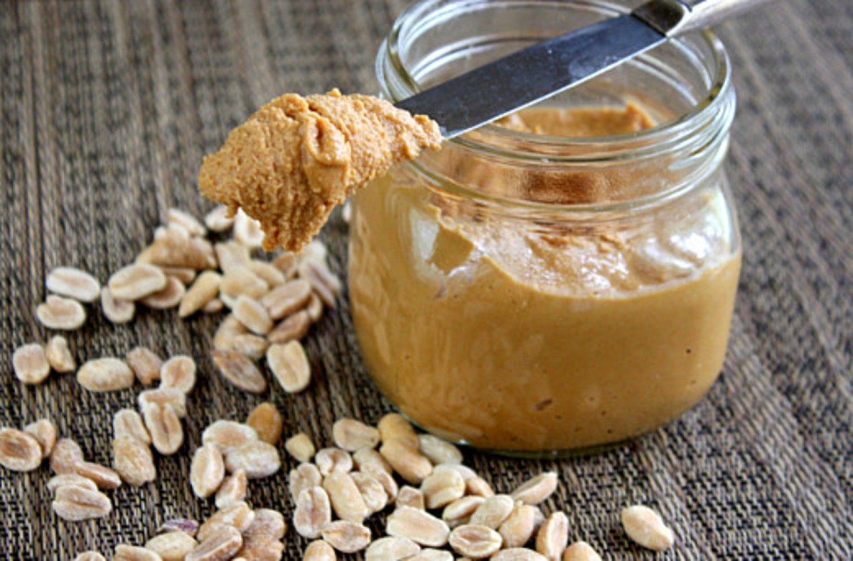 How To Make Homemade Peanut Butter - One Green PlanetOne ...