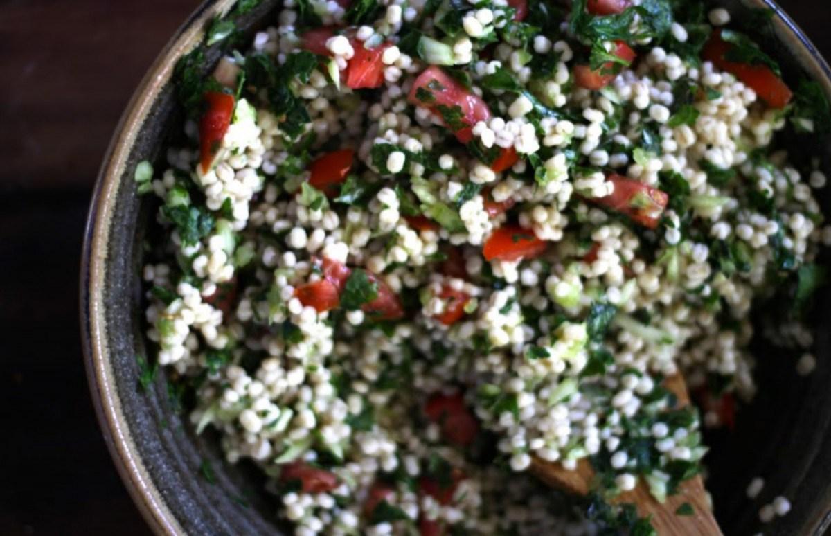 recipe: middle eastern style vegan bake [14]