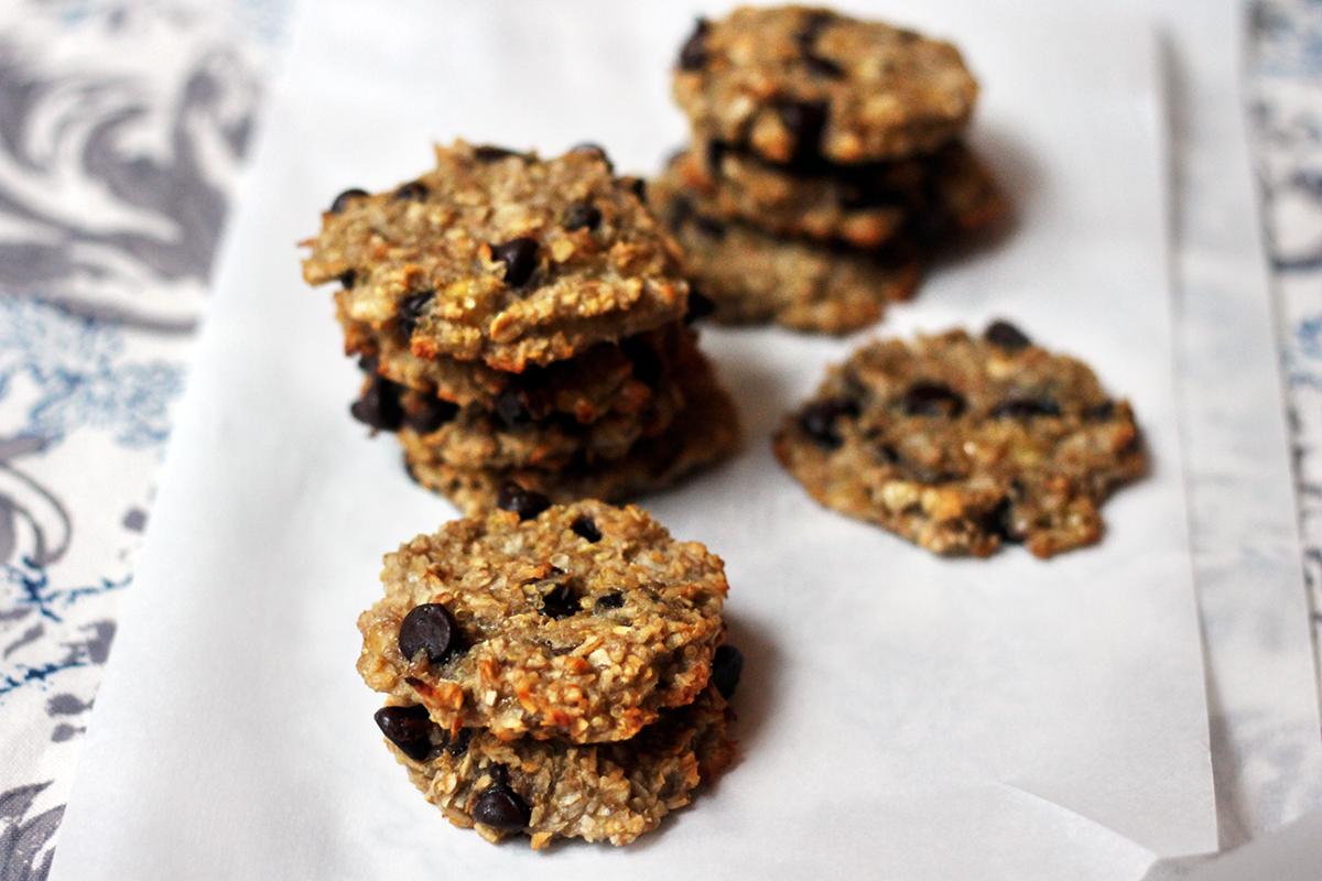 Quinoa Chocolate Chip Cookies