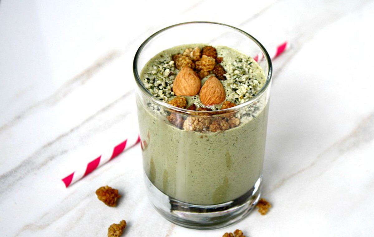 10 High Protein Smoothie Recipes With Absolutely No Dairy