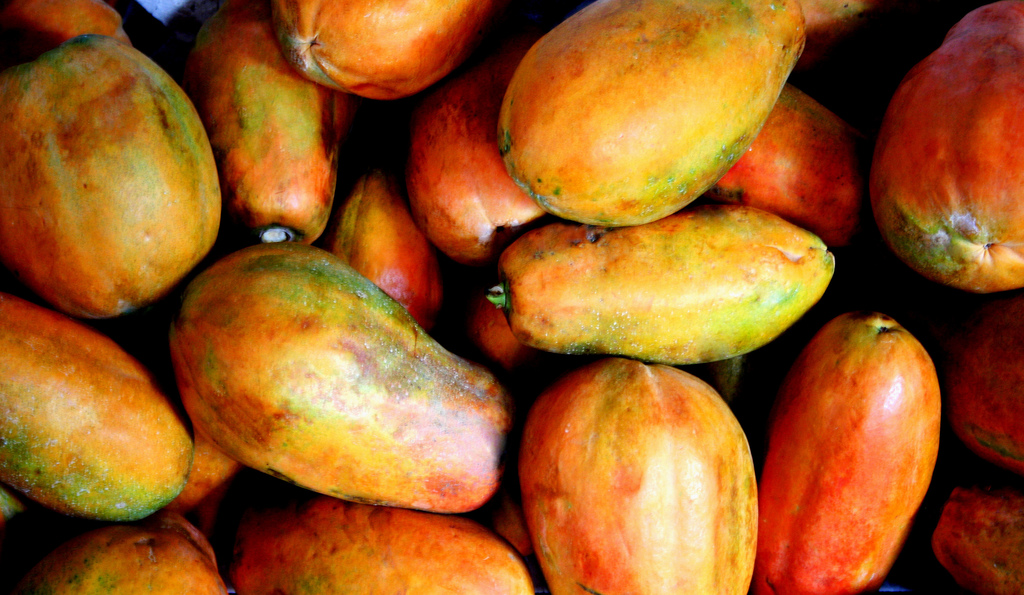 Papaya Seeds Sold At Whole Foods