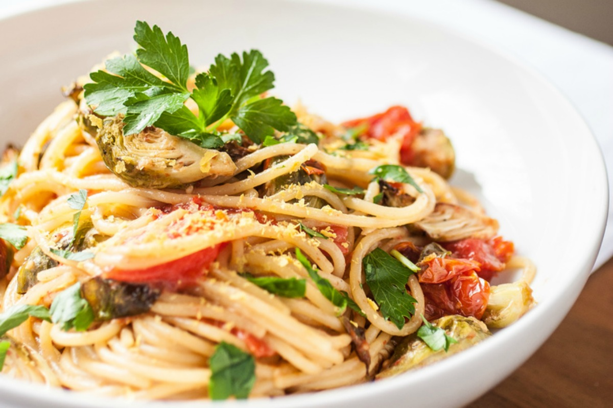 21 Pasta Dishes To Make Your Summer Dairy Free And