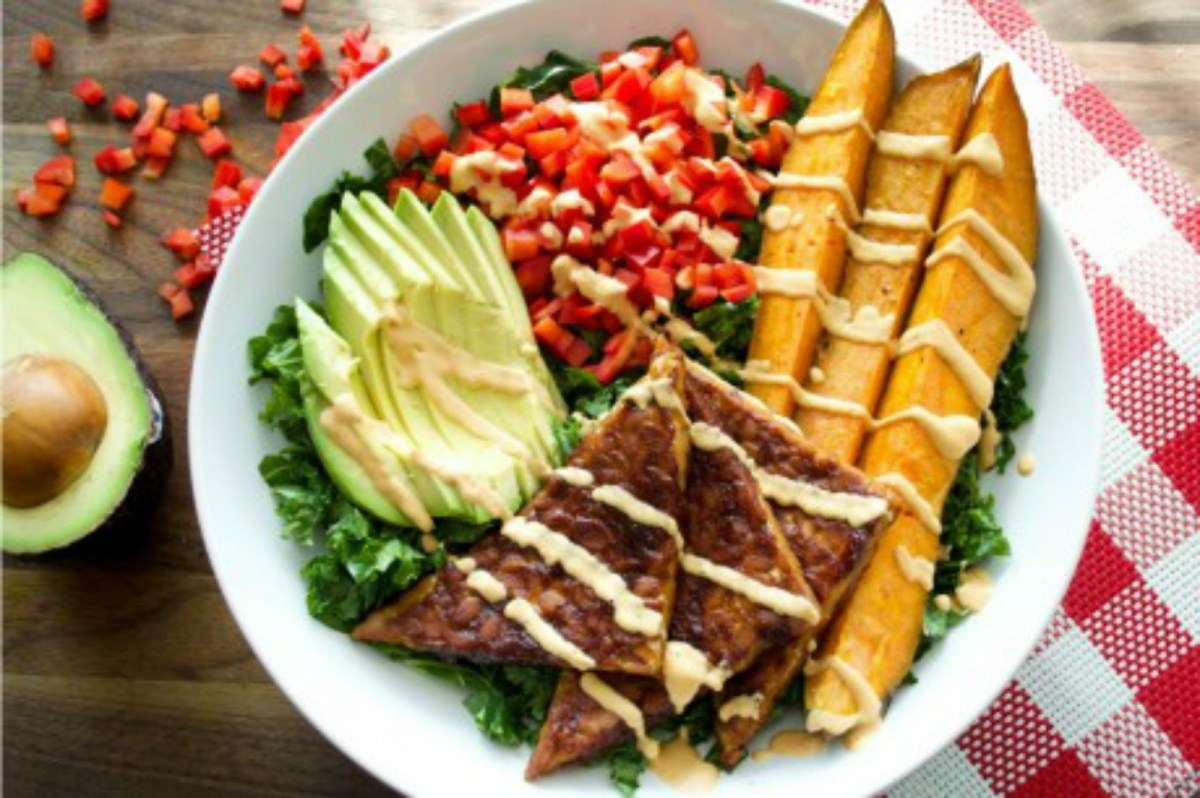 20 easy vegan recipes to inspire you and your family to for Cuisine vegan