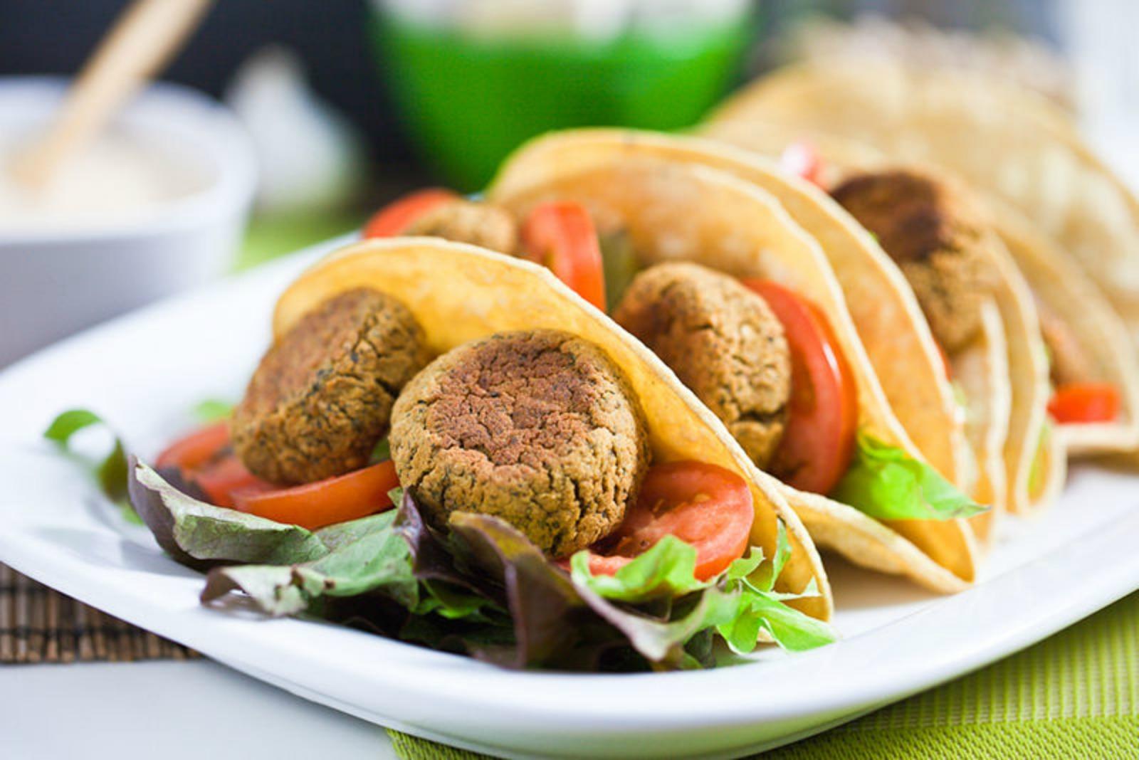 Vegan A Week's Worth of Delicious Vegan Tacos!