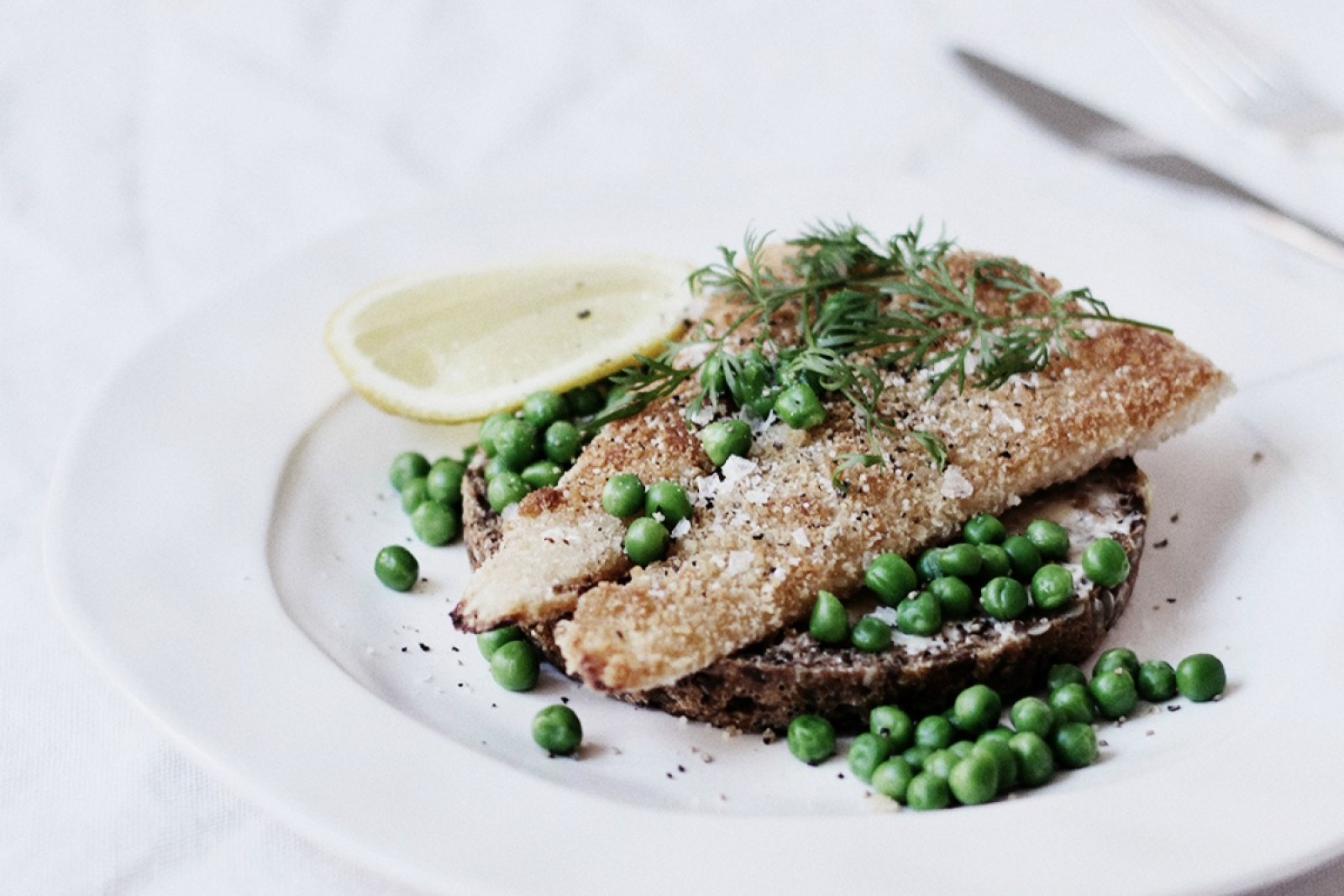 (Fish Style) Parsnip Fillets [Vegan]
