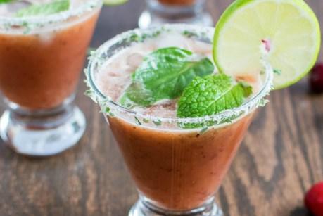 Watermelon Cherry Cooler [Vegan, Gluten-Free]