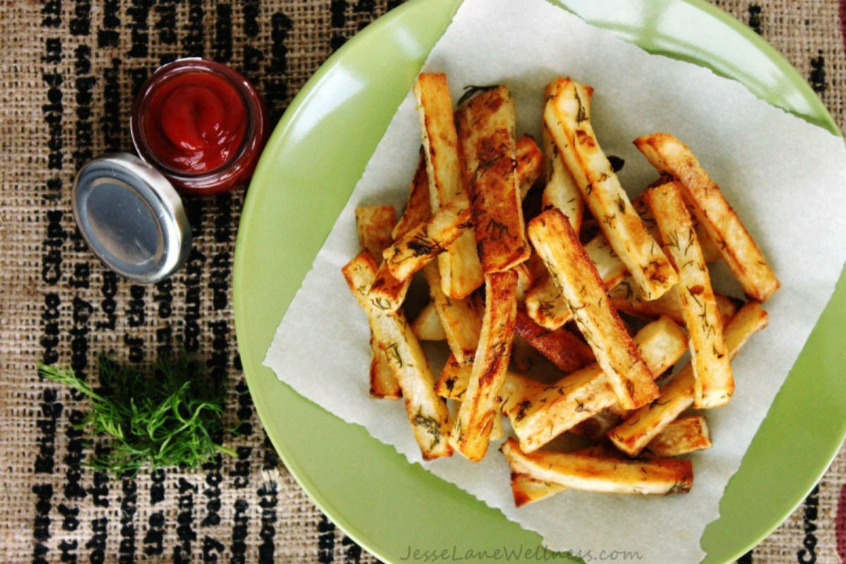 Add a Twist to Your Favorite Fried Side With These 20 Veggie Fries