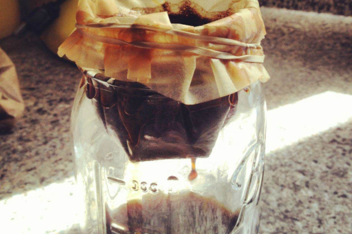 Cold Brew Coffee Concentrate