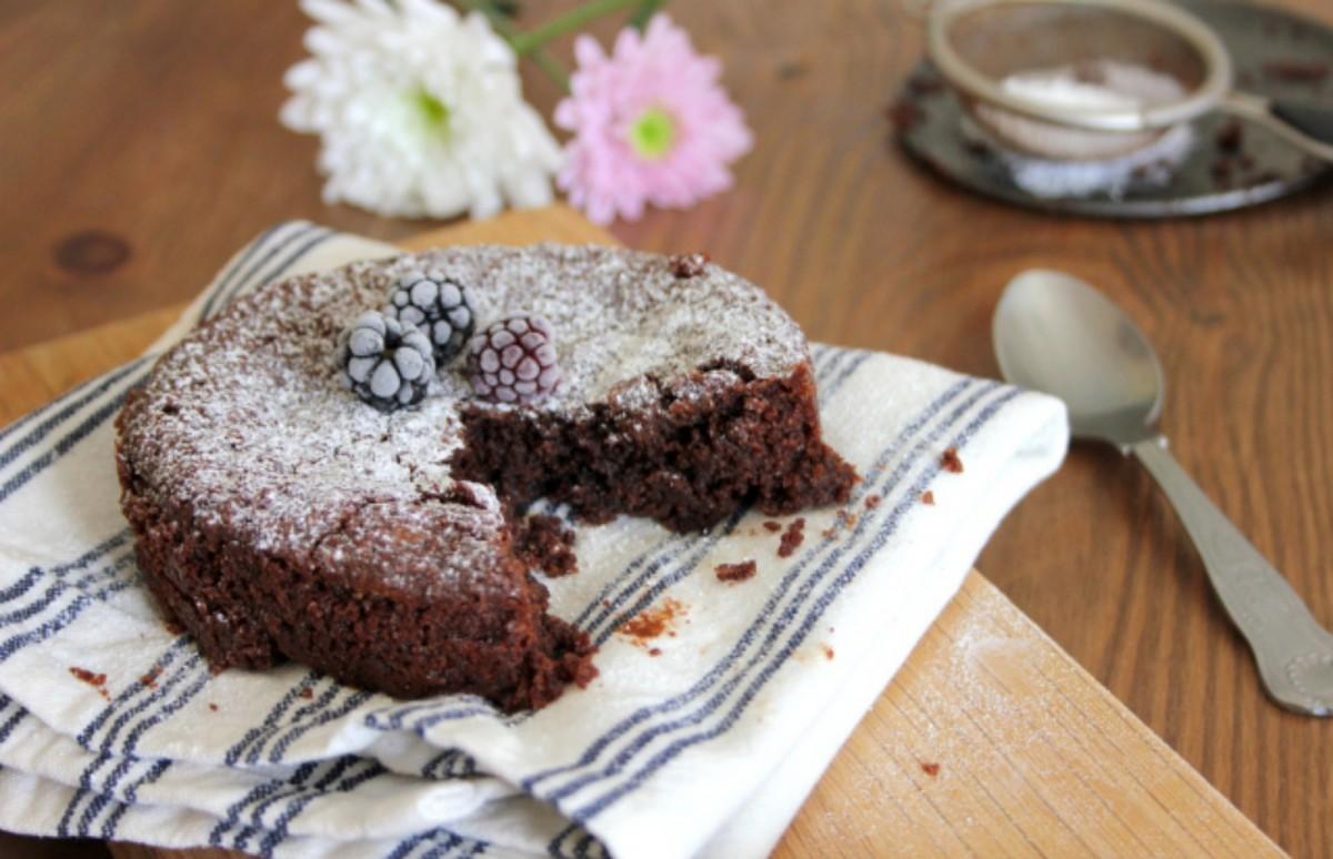 Gluten Free Chocolate Fudge Cake Mix