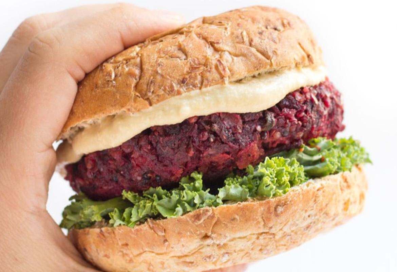 how to make vegie burgers